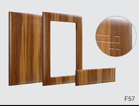 F57-es Fóliás ajtófront