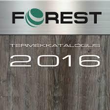 Forest katalógus 2016